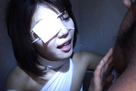 Playing Doctor Goes Wild with Azumi Harusaki and Her Marvelous Mouth