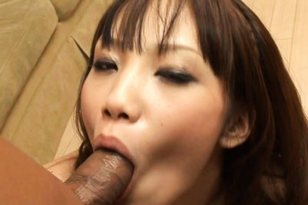 Clamped Ageha Kinashita Loves to Lick More Than Just Dicks