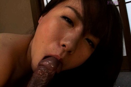 Spontaneous blowjob from Ina Katori with super hot 69