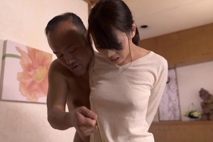 Hot Japanese milf experiences some fisting and pussy licking